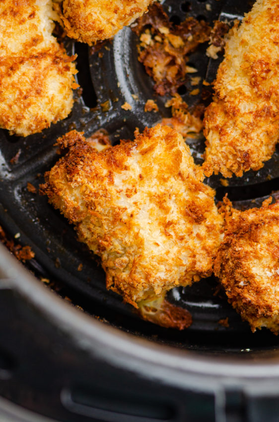 Air Fryer Fish Nuggets