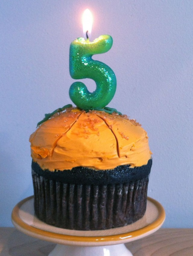 Blogiversary- Life's Ambrosia Turns 5!