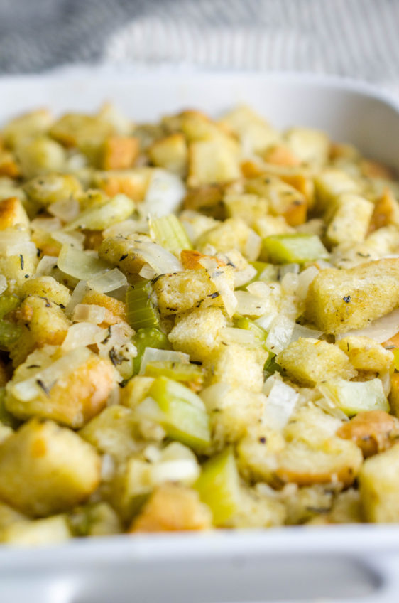 The BEST Easy Stuffing
