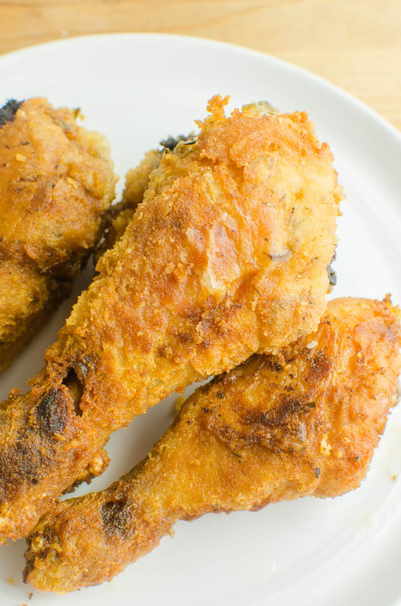 Brined Fried Chicken