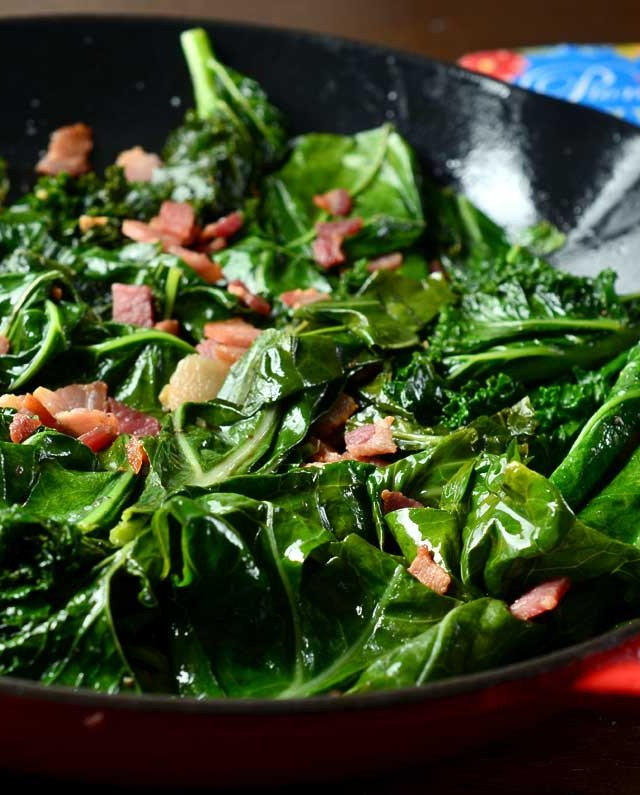 Collard Greens and Kale {Giveaway}
