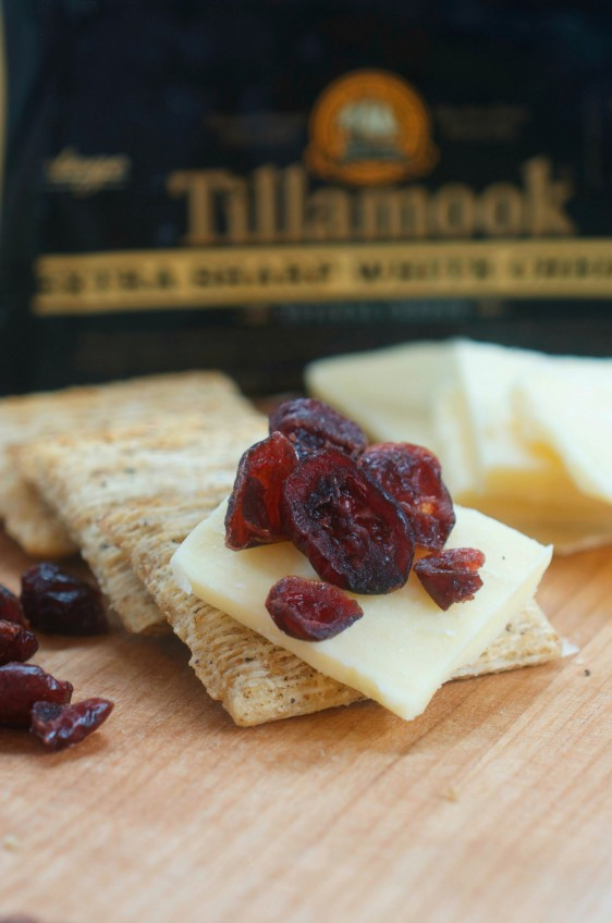 White Cheddar Cranberries