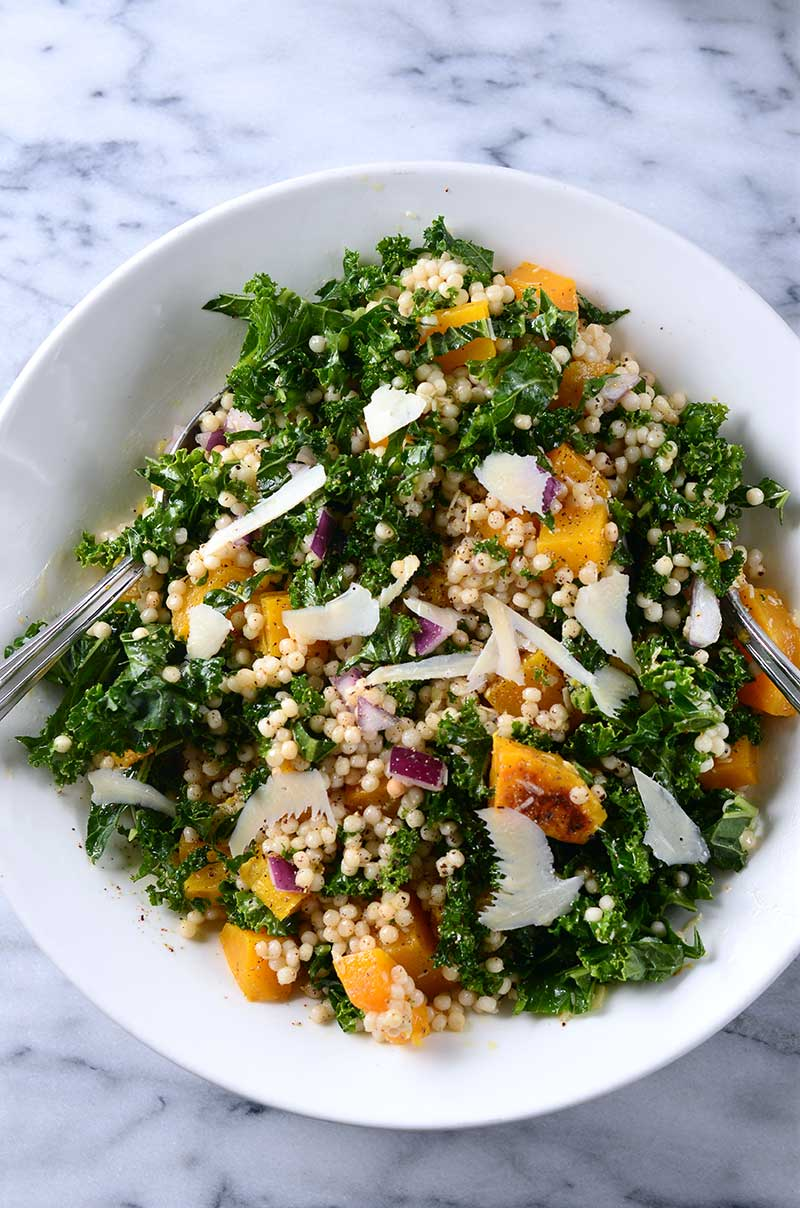 A collection of 10 salads and dressings to help you kick your new year off right!