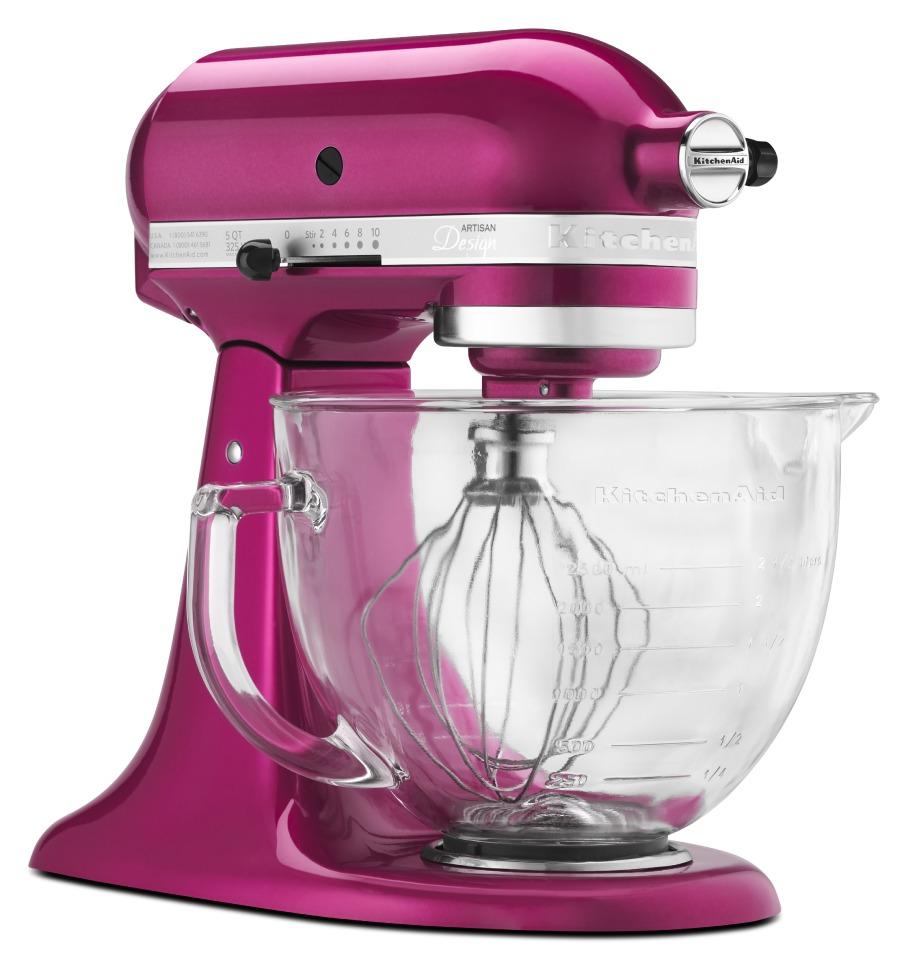 Raspberry Stand Mixer