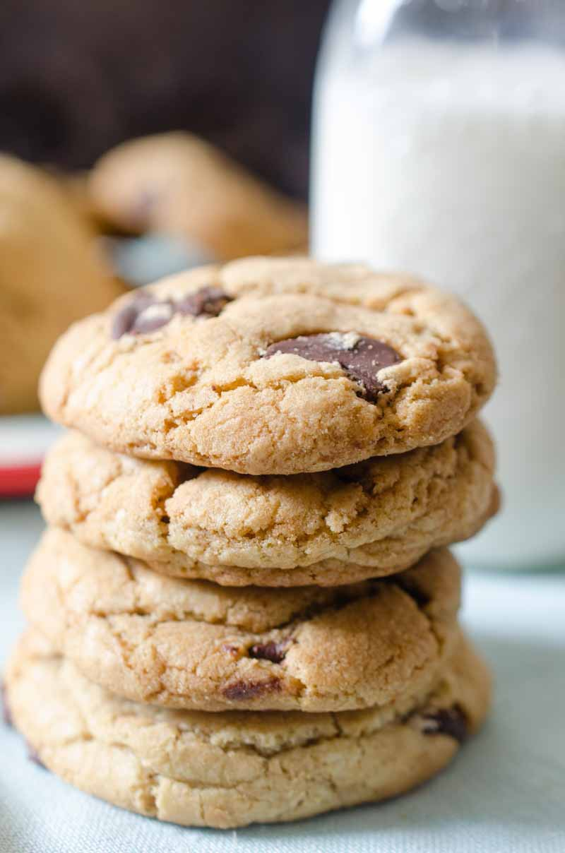Biscoff and Dark Chocolate Chip Cookies-2