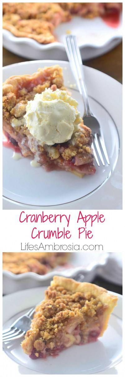 CranberryAppleCrumbCollage