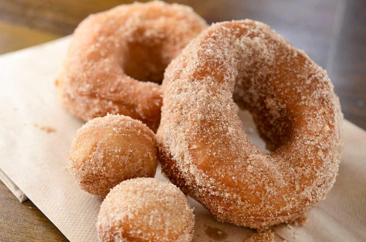 Naughty and Nice Doughnut- Gourdough's Copycat
