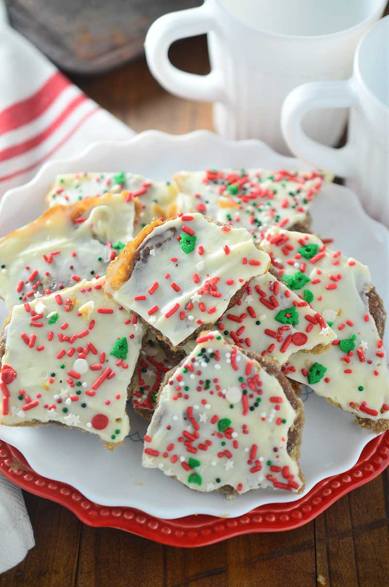 Gingersnap Toffee