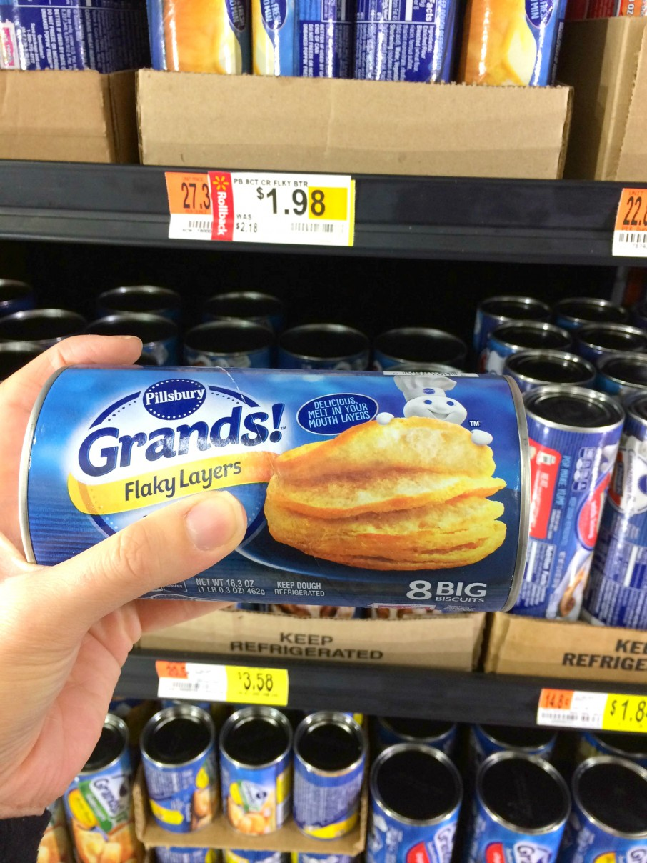 Grands Flaky Layers biscuits
