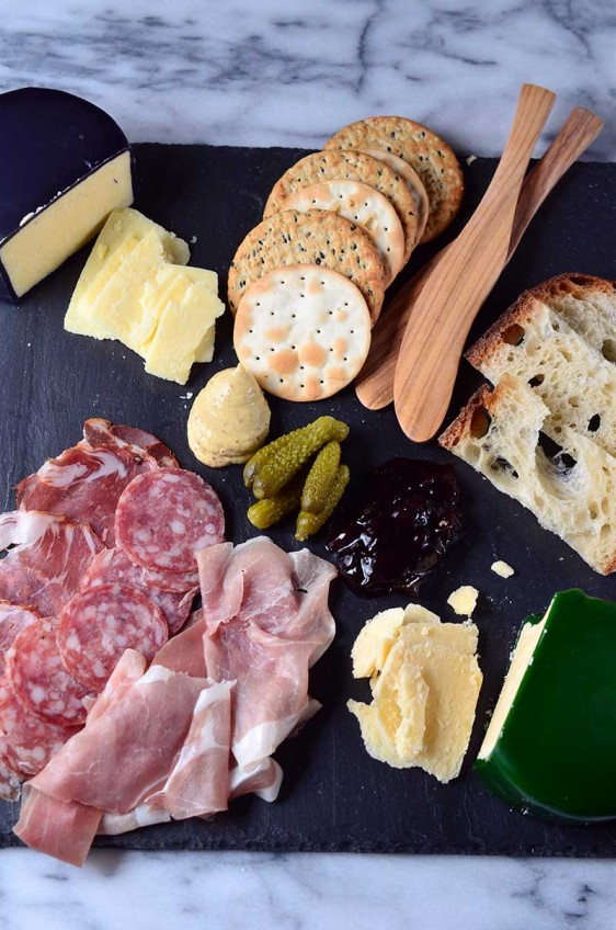 Kerrygold Cheese Charcuterie Board
