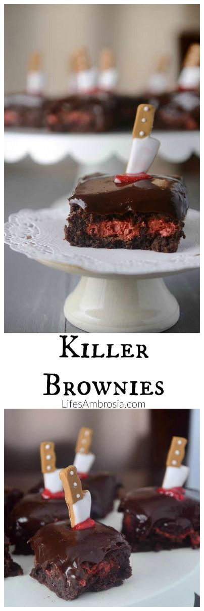 Killer Brownies