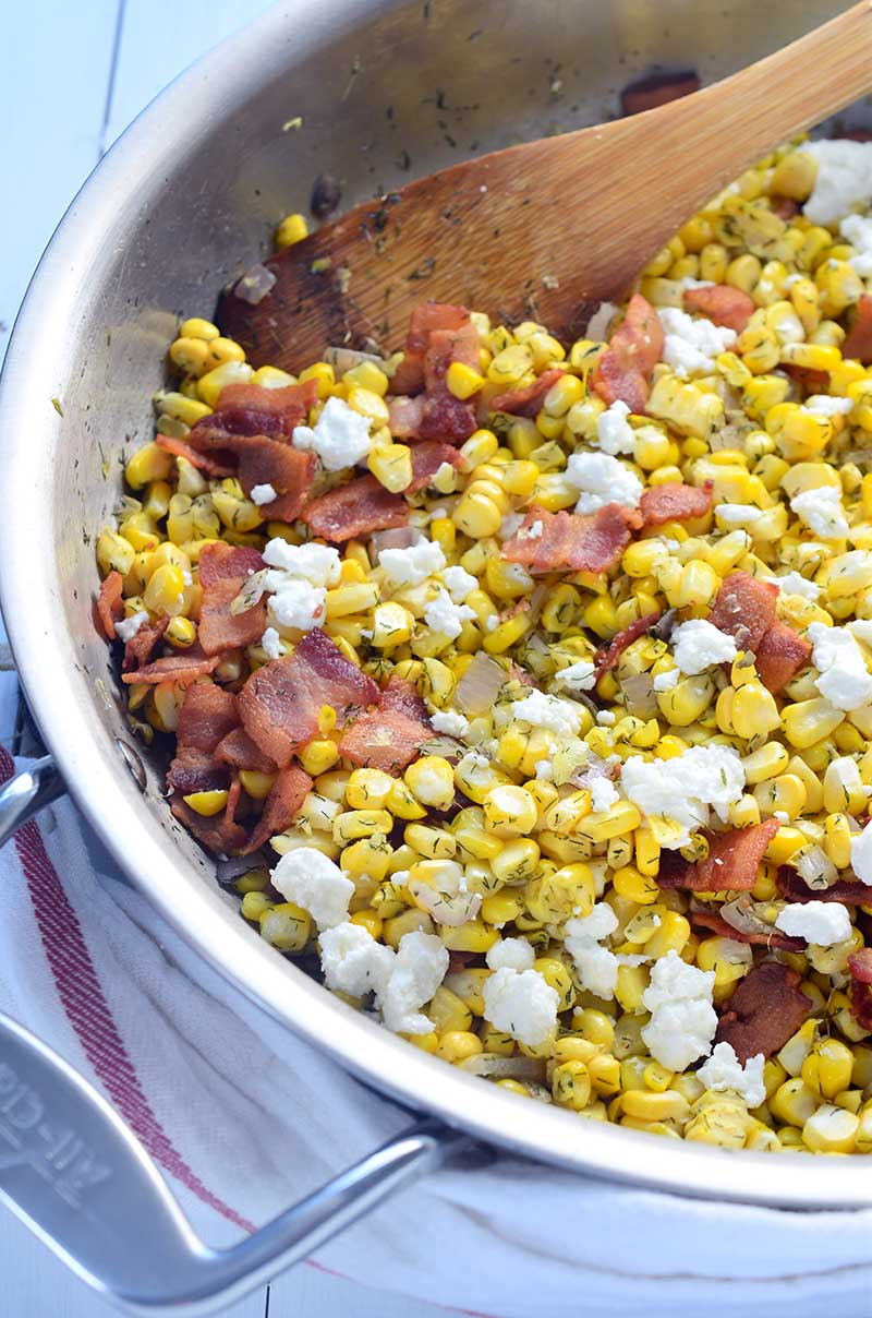 Warm Mexican Corn Salad Recipes — Dishmaps