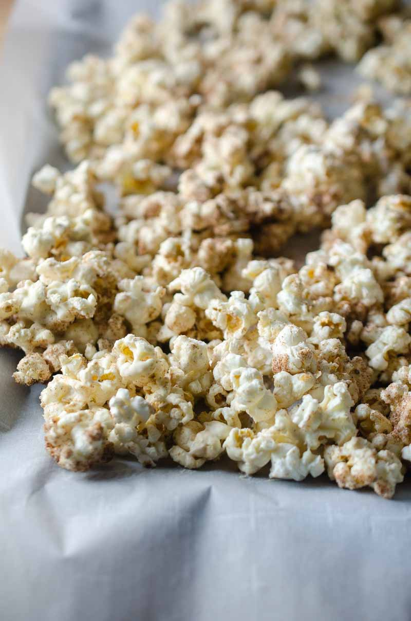 White Chocolate Churro Popcorn-1