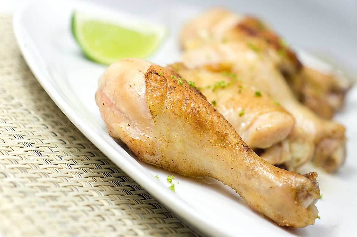 Adobo-Lime Chicken