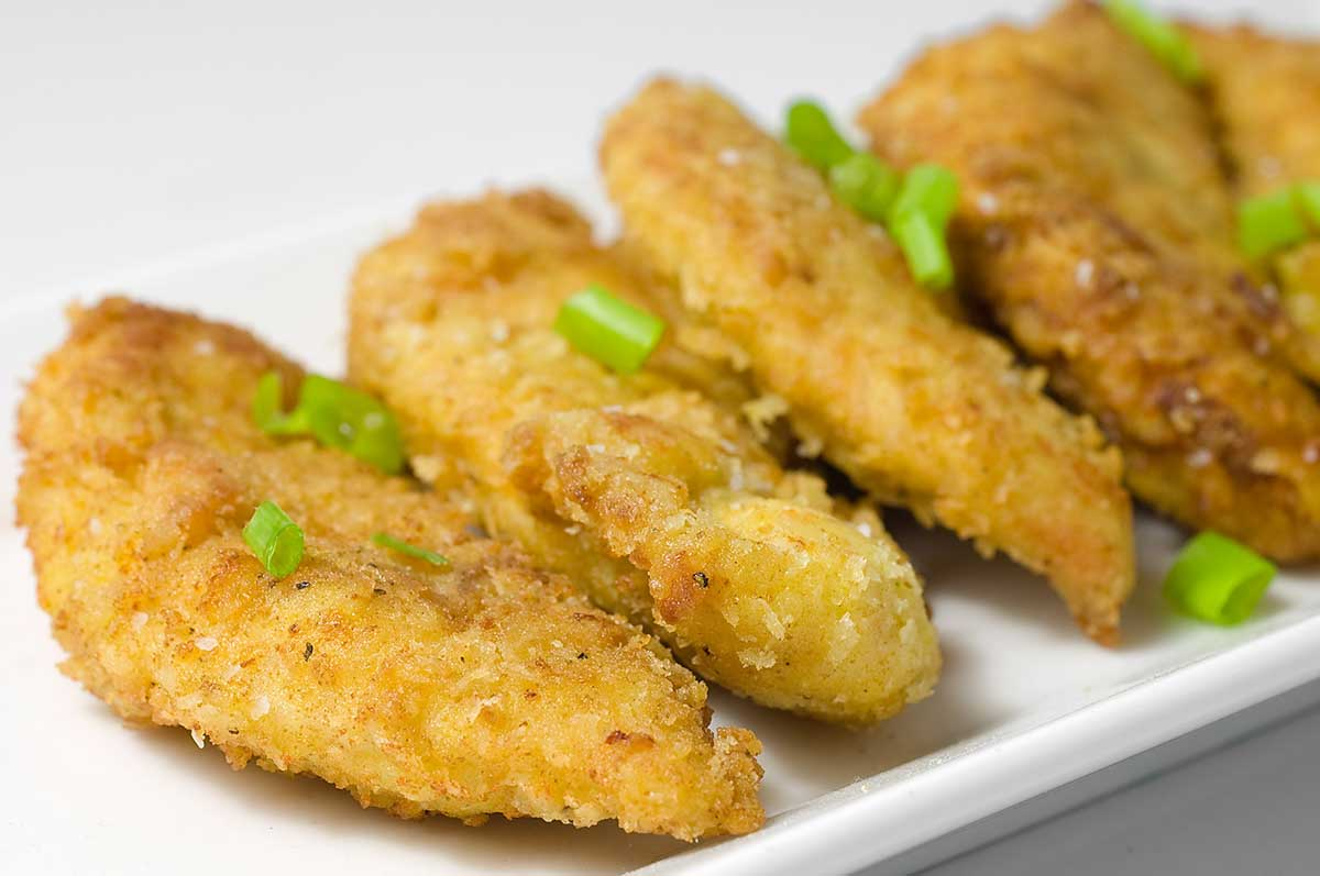 Curried Chicken Tenders
