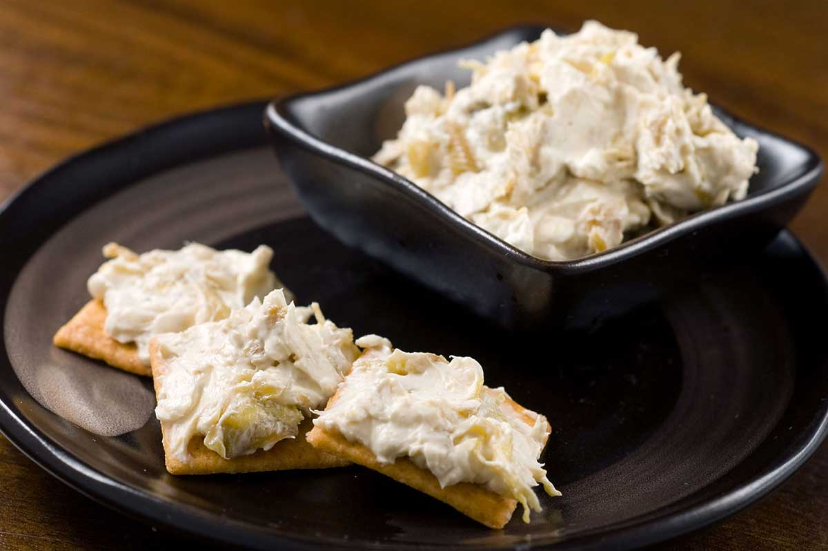 Hatch Chile Cream Cheese Spread