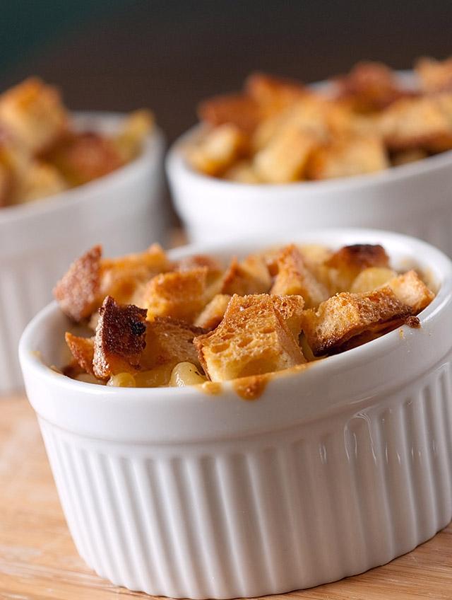 Truffle Macaroni and Cheese