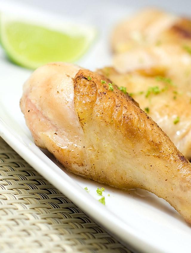 Adobo-Lime Chicken