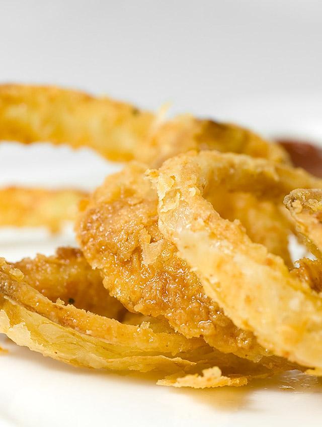 Buttermilk Walla Walla Onion Rings