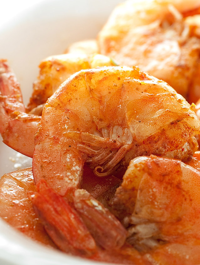 Spicy Peel and Eat Shrimp