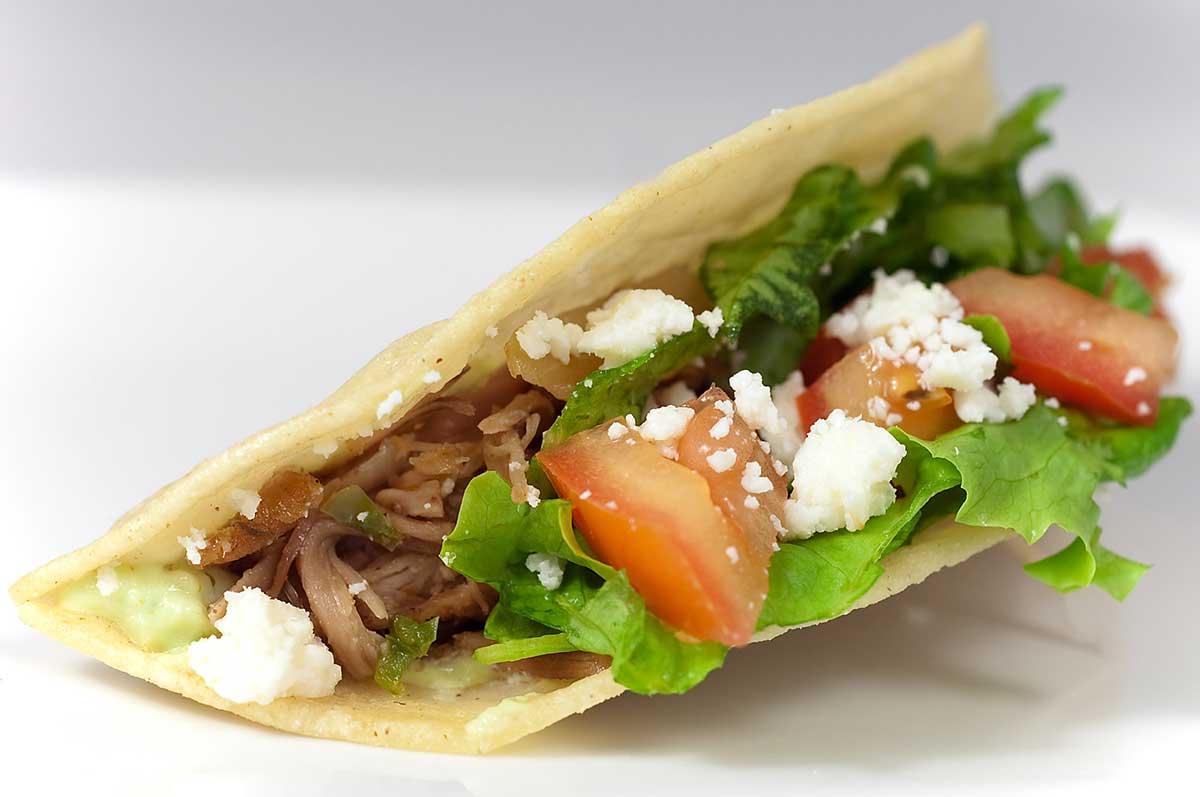 Sauce recipe for pork tacos