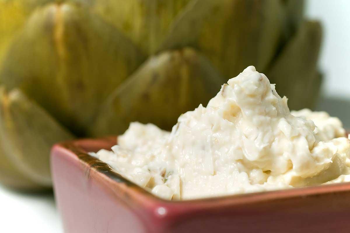 Roasted Garlic and Rosemary Dip