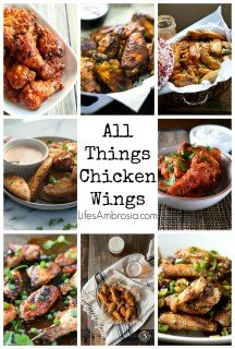 All Things Chicken Wings