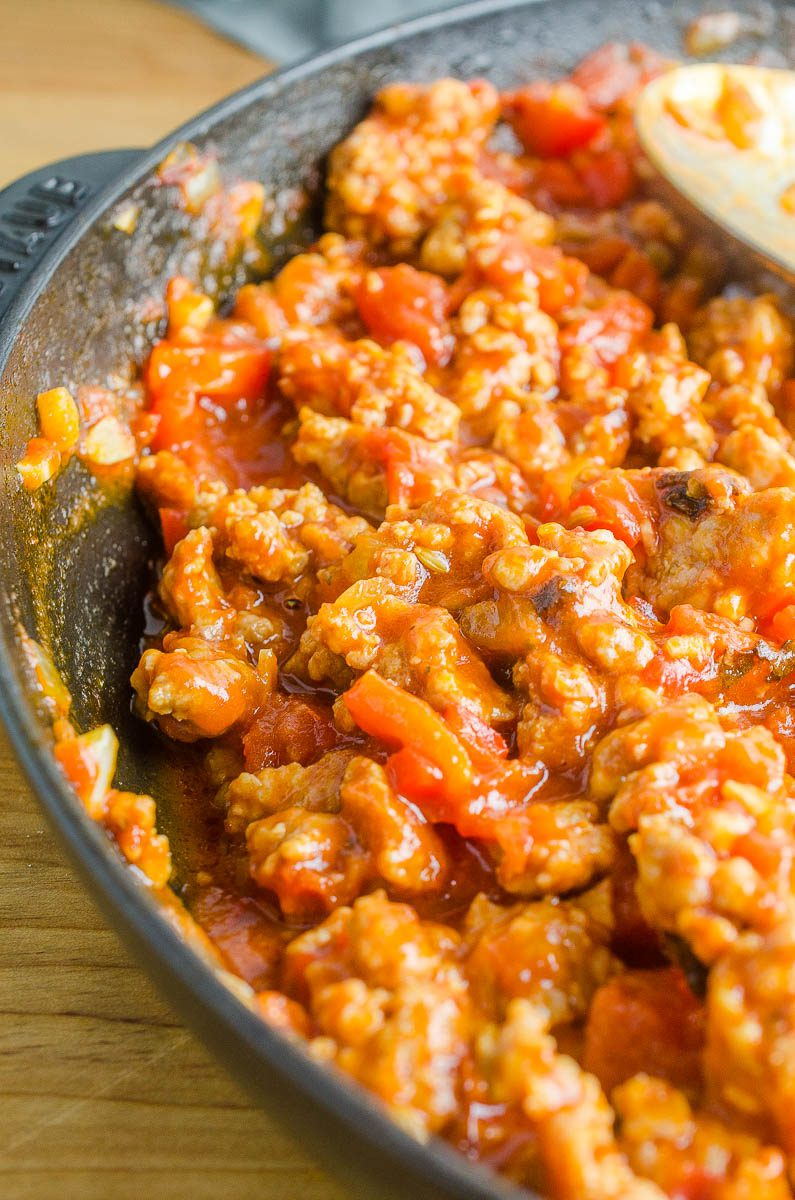 How to make sloppy joe sauce thicker