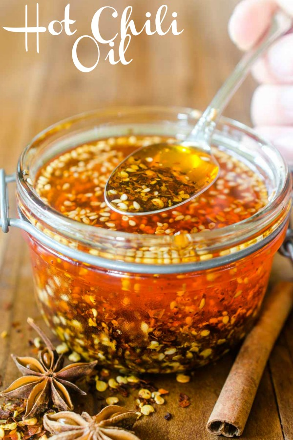 Hot Chili Oil How To Make From Scratch Life S Ambrosia