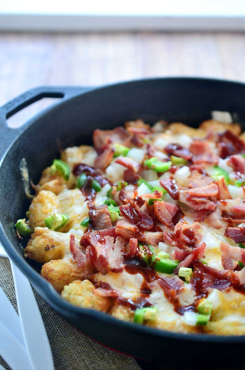 Loaded Tailgate Tots