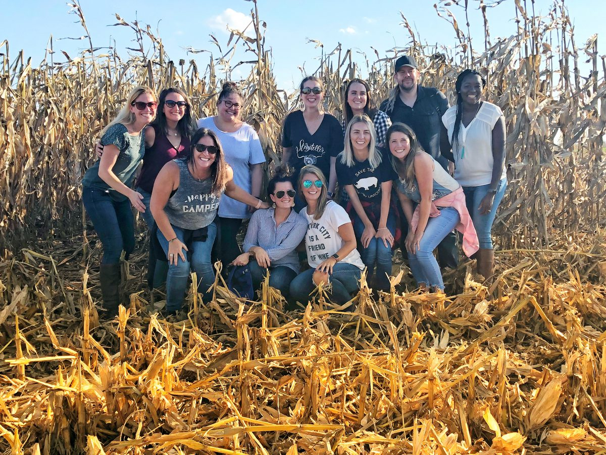 2018 Iowa Corn Quest Bloggers