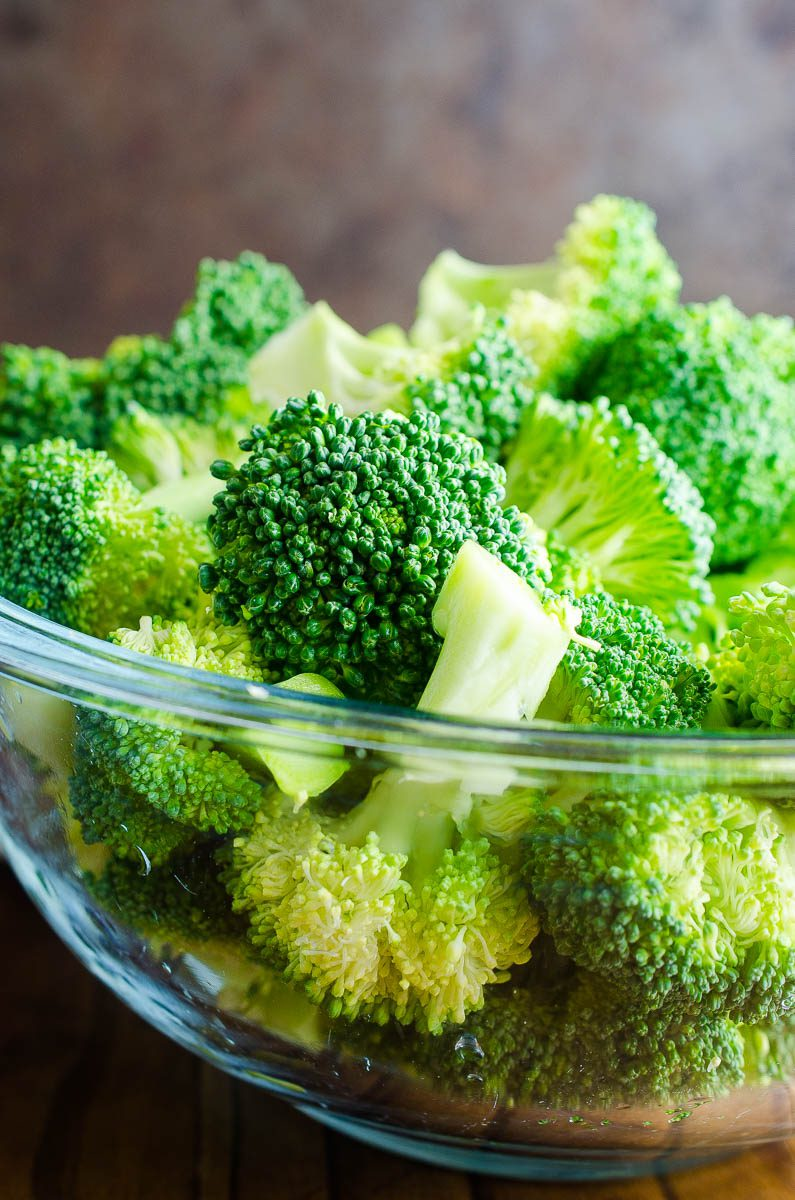 Quick and easy sautéed broccoli is the perfect weeknight side dish. Broccoli so flavorful and tender, even the kiddos will ask for more!