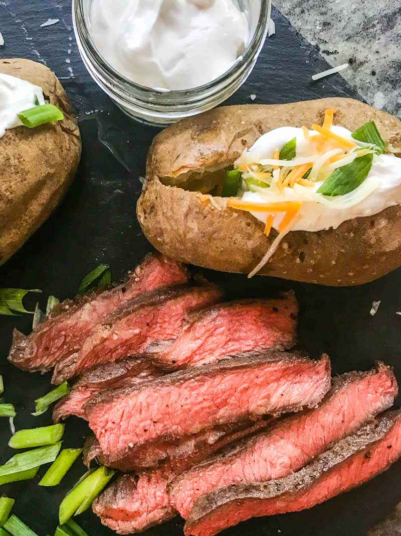 The technique of cooking sous vide steak provides you with a perfectly cooked steak every time. It's incredibly easy and makes the most flavorful steak.