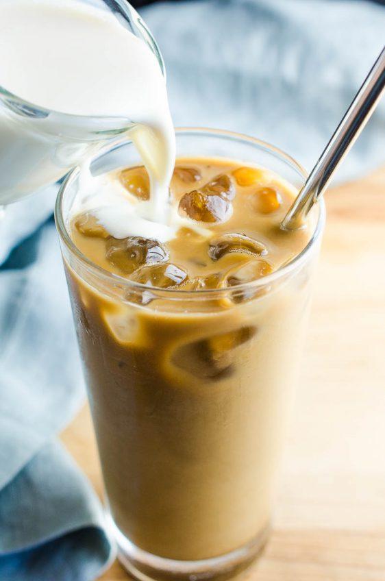 Vanilla Sweet Cream Coffee Creamer