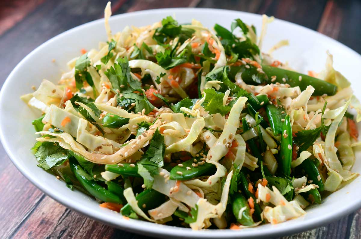 Asian Salad Cabbage 35