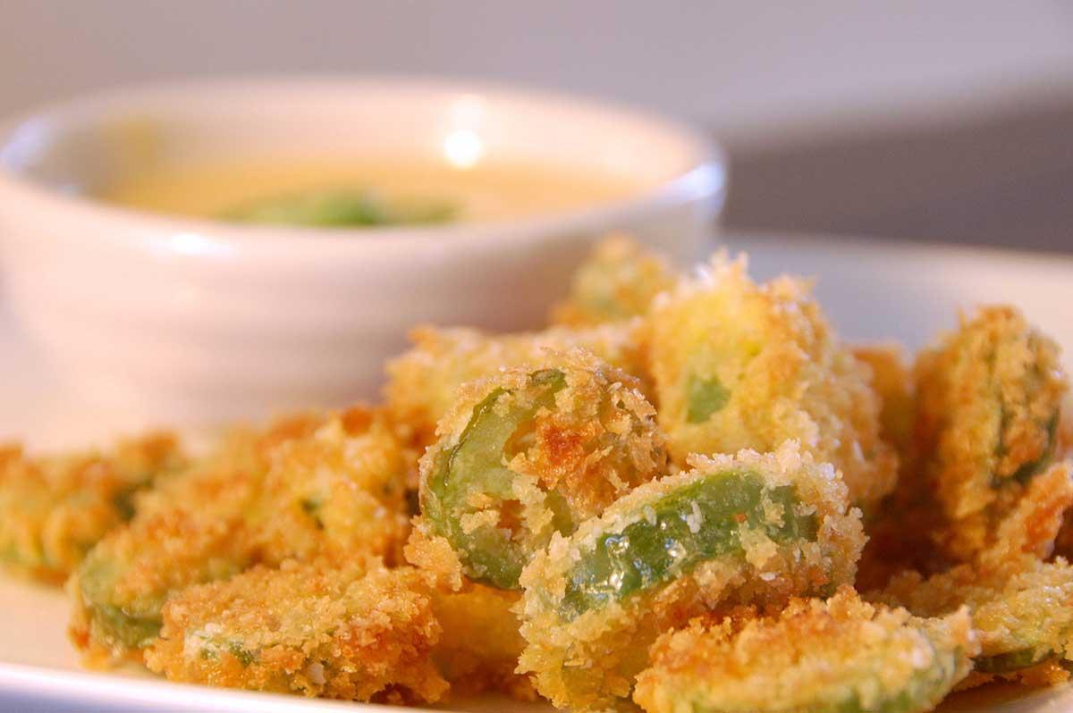 Crunchy Jalapeno Bites