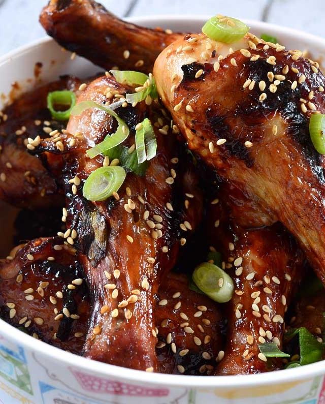 Grilled Hoisin Chicken